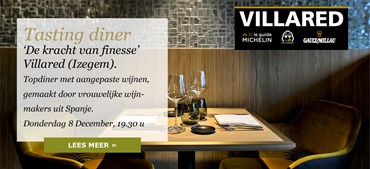 Tastingdiner-Villared