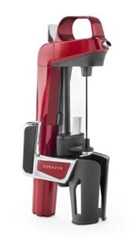 Coravin 'Elite' Candy Apple Cherry unit with 2 Argon Gaz