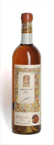 Don P.X. Amontillado Etiqueta Doble (75 cl.)