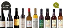 Sherry-pack, 12 bottles (75 cl.)